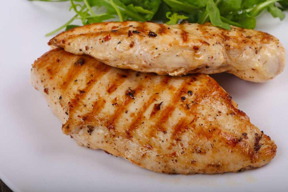 Volume de carne de frango inspecionada recuou menos de 1% em 2018
