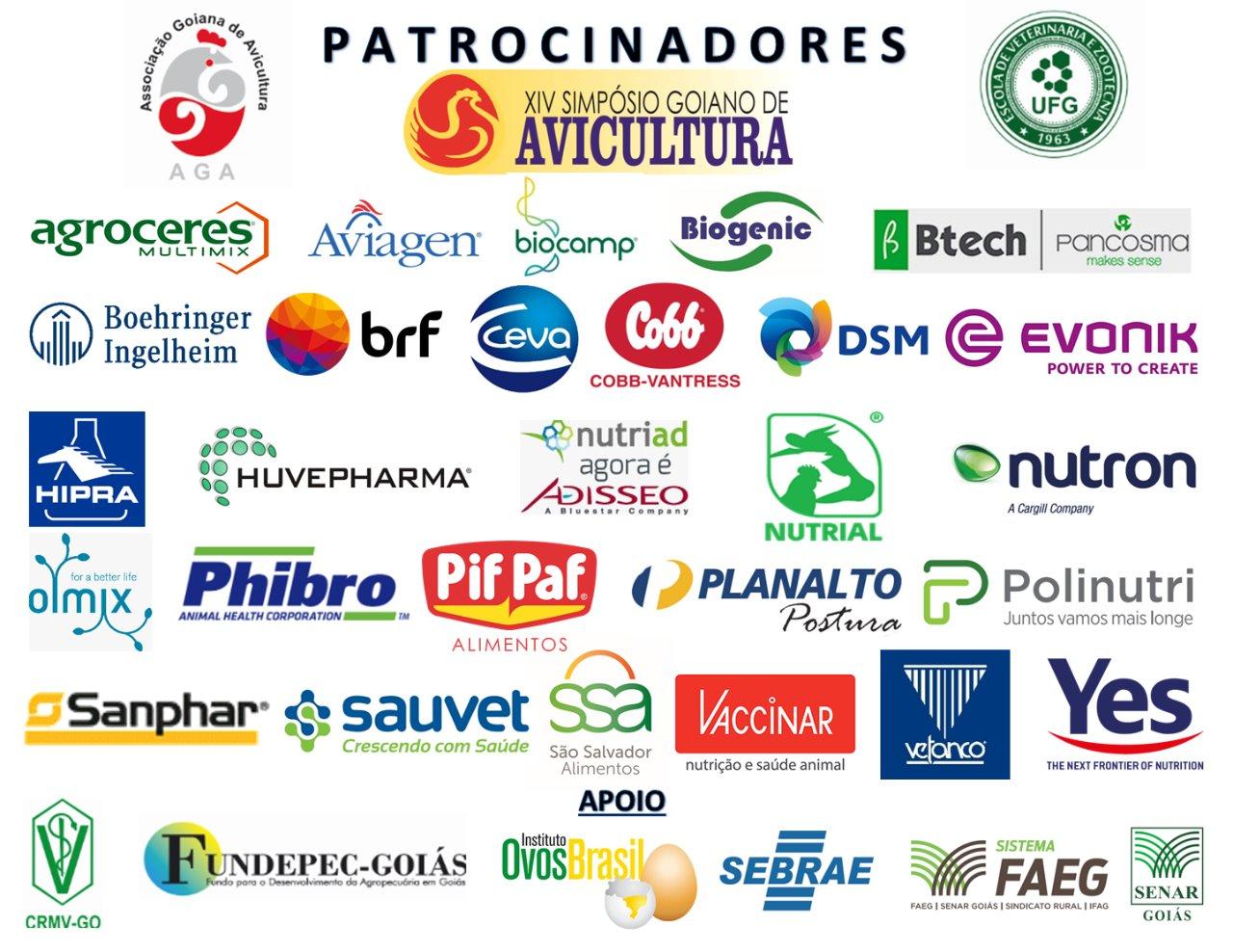 Programação técnica do XIV Simpósio Goiano de Avicultura atende necessidades da avicultura regional e nacional