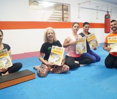 Em academia, nutricionista do Instituto Ovos Brasil dá dicas sobre o consumo de ovos e a prática de exercícios físicos