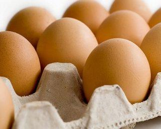 Ovos: demanda retraída mantém preços estabilizados