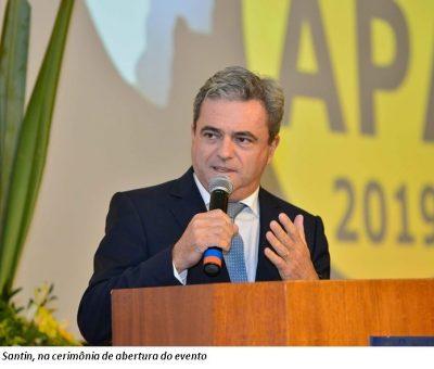 Instituto Ovos Brasil marca presença no Congresso de Ovos da APA